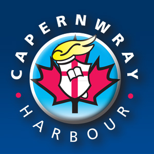 Image result for capernwray logo